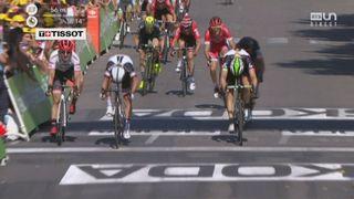 Tour de France, 16e étape: victoire de Michael Matthews (AUS) au sprint [RTS]