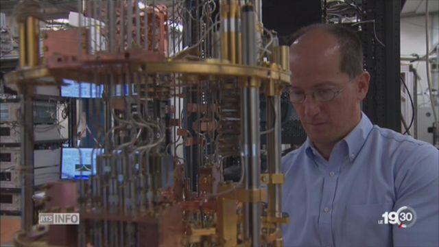 L'EPFZ possède un prototype d'ordinateur quantique [RTS]