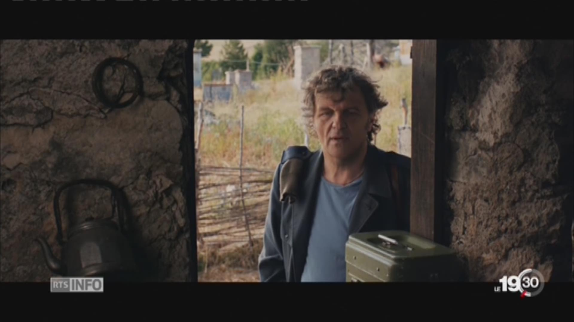 "Le film d'Emir Kusturica ""On the Milky Road"" sort en salle"