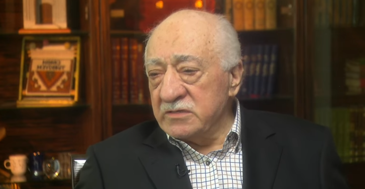 Fethullah Gülen a donné une interview à France 24.