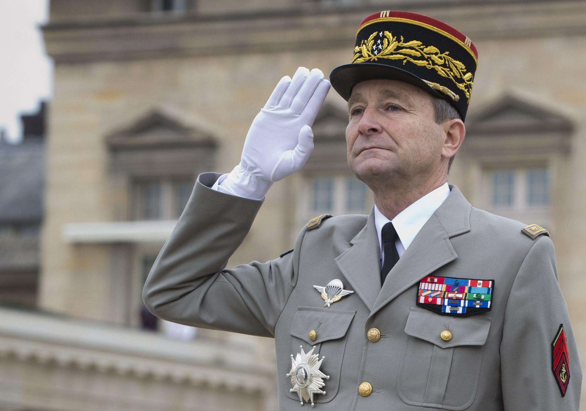 Le général de Villiers a