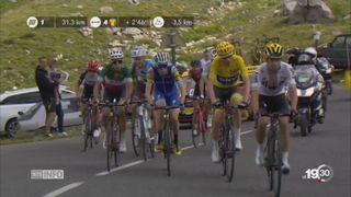Cyclisme - Tour de France: Froome continue de contrôler ses adversaires [RTS]