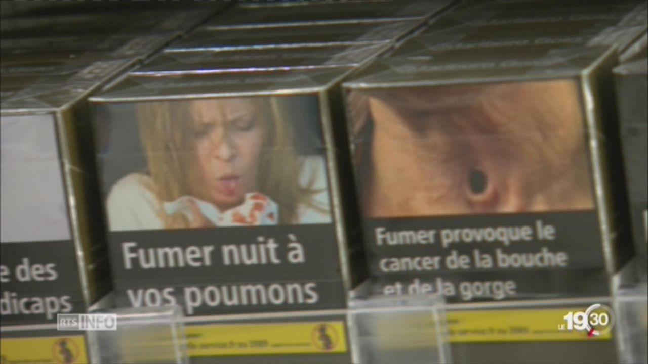 Prévention anti tabac: mesures insuffisantes en Suisse [RTS]