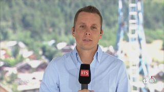 Cyclisme - Tour de France: la dernière étape de montagne est décisive pour Chris Froome [RTS]
