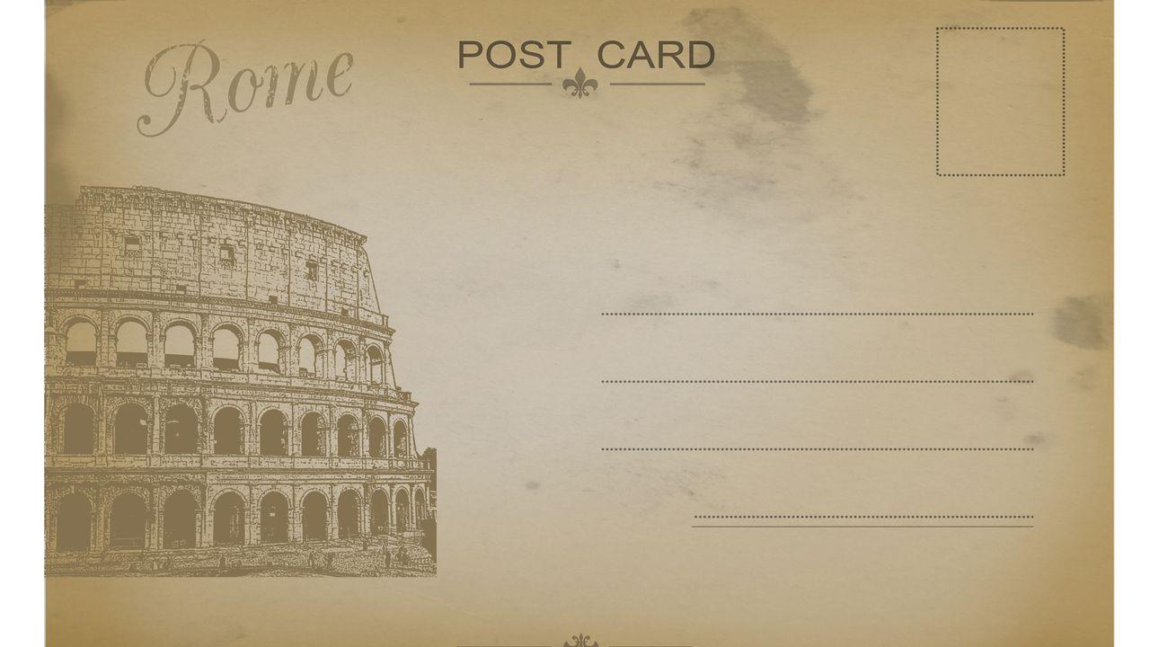 Les Romains exploitaient les réseaux sociaux de lʹantiquité. [Balint Radu - Fotolia]
