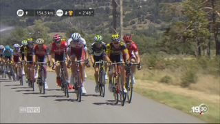 Cyclisme - Tour de France: le duel entre Froome et Bardet n'a pas eu lieu [RTS]