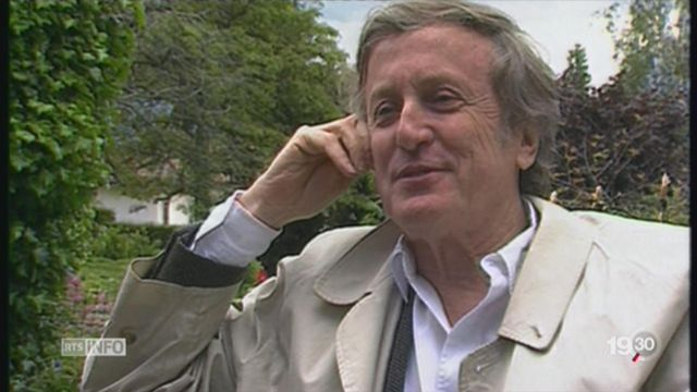 Le comédien Claude Rich est décédé à 88 ans [RTS]