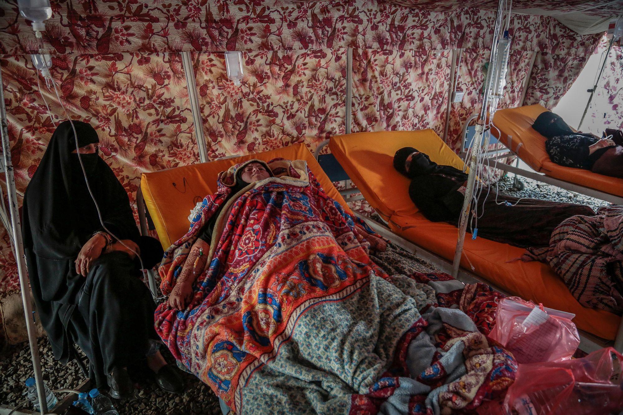 Yémen: 600 000 cas de choléra à venir en 2017