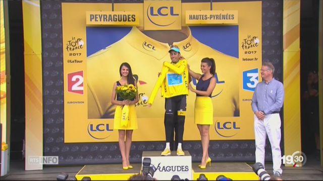 Les images fortes du 104e Tour de France [RTS]
