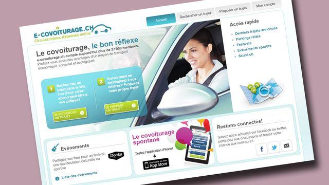 Le Vaudois Jean-François Wahlen a lancé un site dédié au co-voiturage.