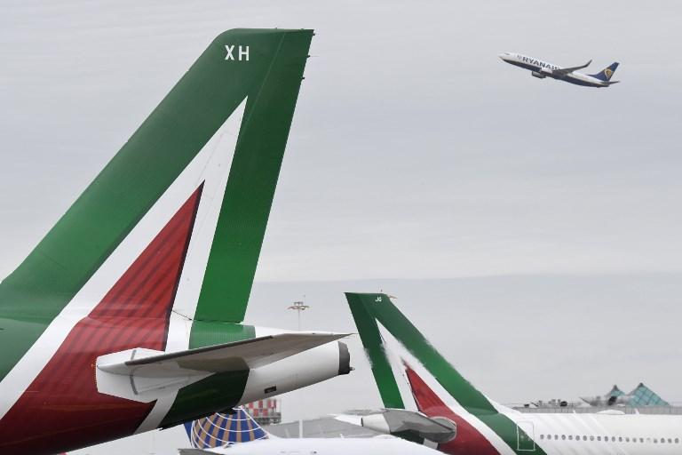 La compagnie Ryanair lance une offre non contraignante sur Alitalia