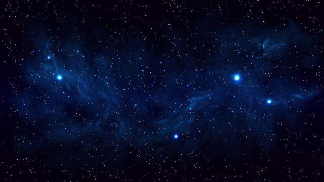 Étoiles et nébuleuses. [elendream - Fotolia]
