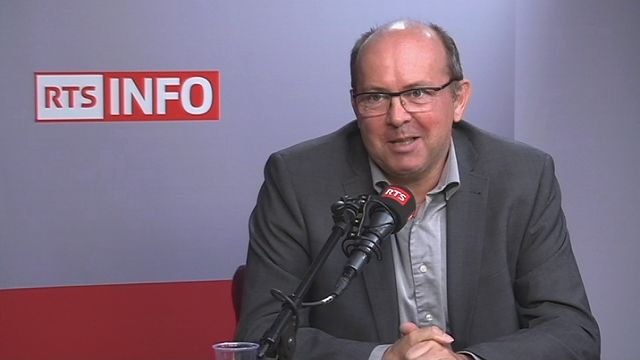 Philippe Wanner. [RTS]