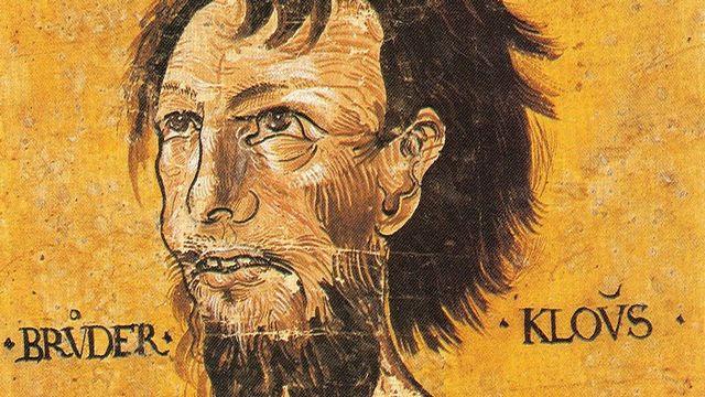Peinture représentant Nicolas de Flue, avec l'inscription « Bruder Klaus » (« Frère Nicolas »). [unknown - Abenteuer Schweiz, Hrsg. Migros Genossenschaftsbund, Zürich 1991]