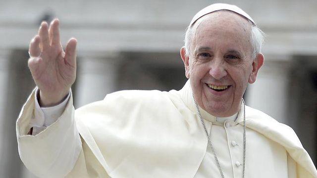 Le Pape François [Filippo Monteforte - AFP]