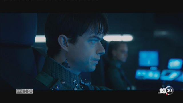 Cinéma: Valérian va débouler sur les écrans romands dès demain [RTS]