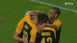Qualifications, match aller, Dynamo Kiev – Young Boys 2-1: 91e Fassnacht [RTS]