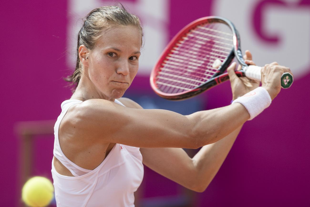 Caroline Garcia qualifiée dans la douleur pour les demi-finales àBastad — Tennis