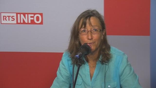 L'invité de la rédaction - Denise Efionayi-Mäder [RTS]