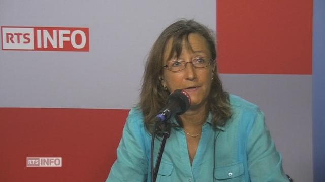 Extrait de l'entretien avec Denise Efionayi de l'Université de Neuchâtel [RTS]