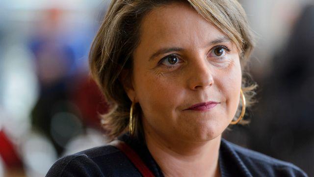 La socialiste vaudoise Ada Marra. [Jean-Christophe Bott - Keystone]