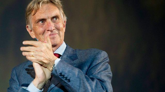 Marco Solari, membre du comité Suisse Tourisme, président Festival de cinéma de Locarno. [Jean Christophe Bott - Keystone]
