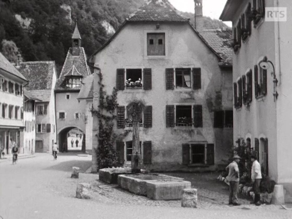 Saint-Ursanne - rts.ch - Documentaires
