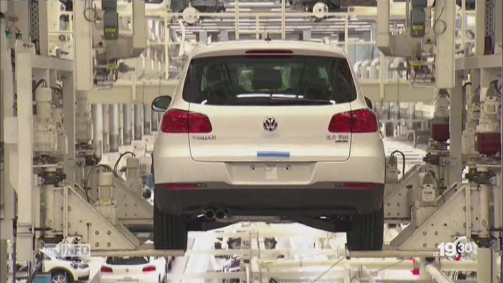 les constructeurs allemands vont modifier 5 millions de voitures diesel economie. Black Bedroom Furniture Sets. Home Design Ideas