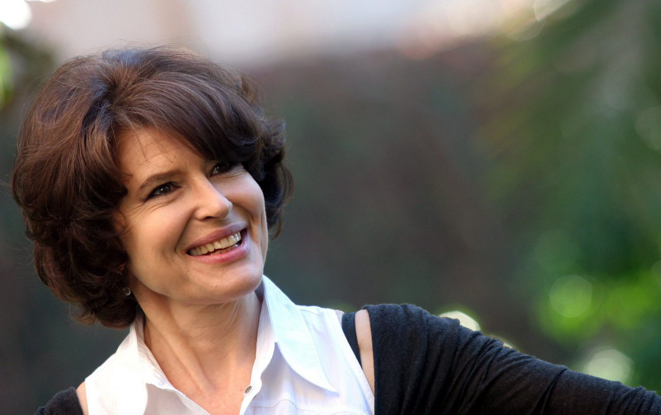 L'actrice Fanny Ardant.