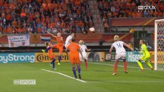 1-2, Pays-Bas - Angleterre (1-0): 22e Vivianne Miedema [RTS]