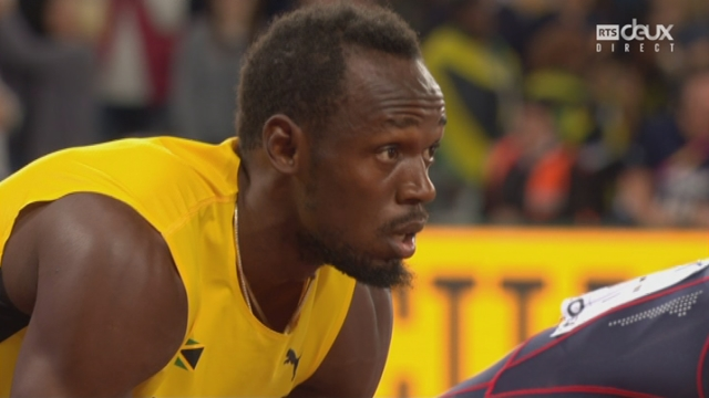 Mondiaux, 100m: Gatlin (USA) bat Coleman (USA) 2e et Bolt (JAM) 3e ! [RTS]