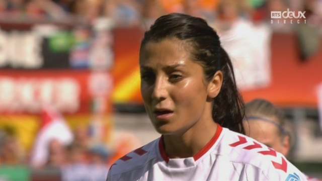 Finale, Pays-Bas - Danemark 0-1: 6e Nadim sur penalty [RTS]