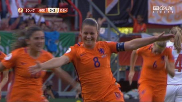 Finale, Pays-Bas - Danemark 3-2: 51e Sherida Spitse [RTS]