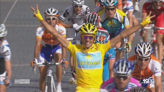 Alberto Contador mettra fin à sa carrière après la Vuelta [RTS]