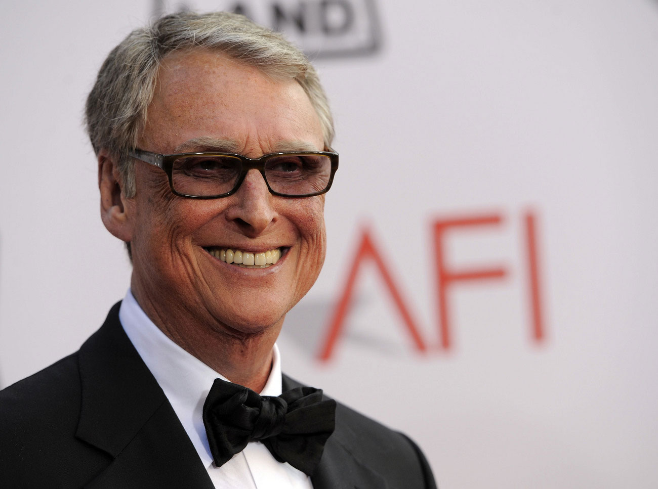 "Mike Nichols aux ""AFI Lifetime Achievement Awards"" en 2010."