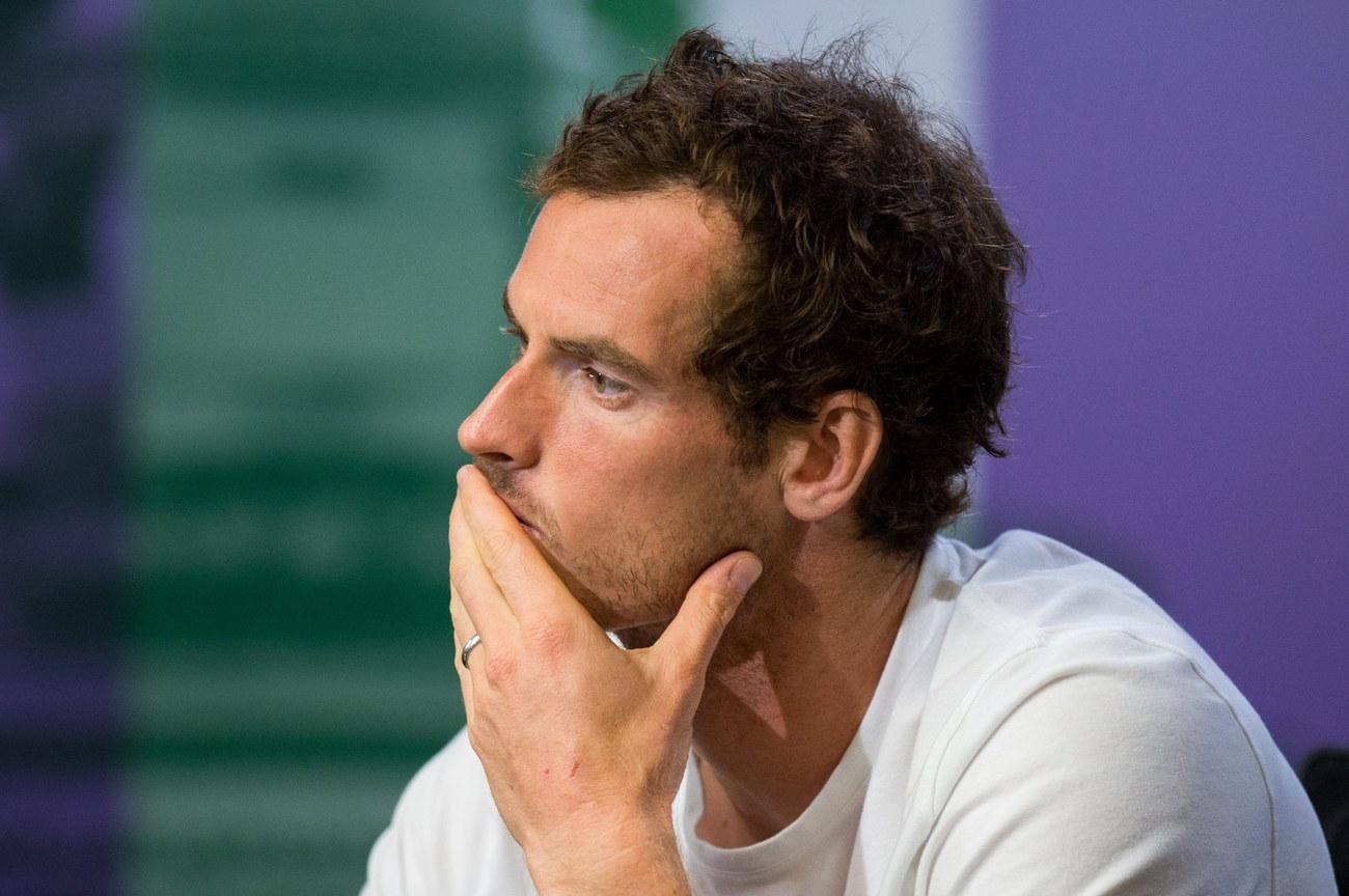 Andy Murray, forfait, va perdre sa place de numéro un mondial — Cincinnati