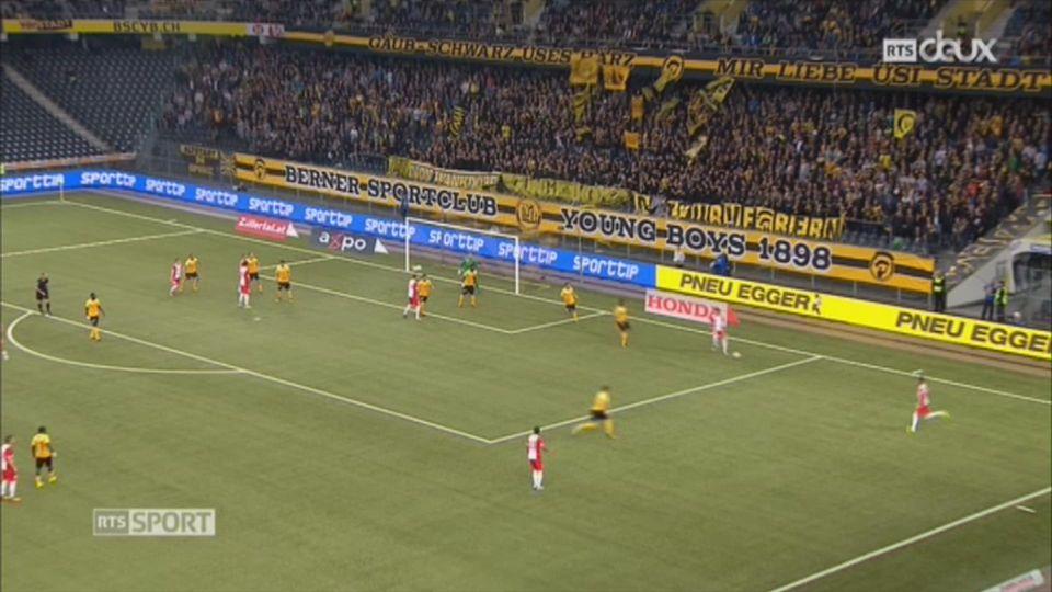 Super League, 4e journée: Young Boys – Thoune (0-4) [RTS]