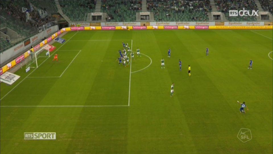 Super League, 4e journée: Saint-Gall – Lucerne (0-2) + tableau des résultats [RTS]