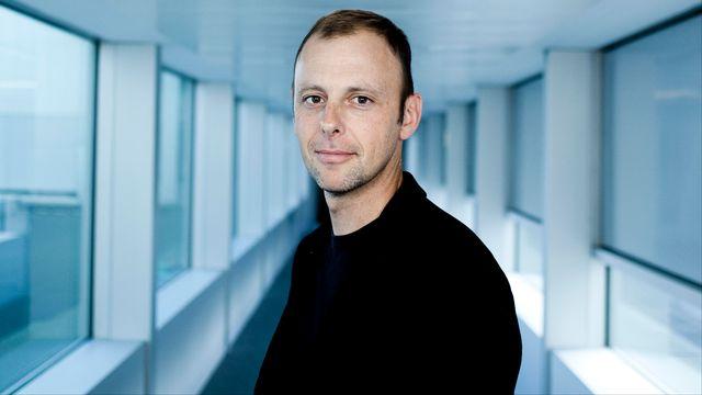 Thomas Snégaroff, historien, directeur de recherches à l'IRIS. [Stéphane Grangier - Prismapix/AFP]