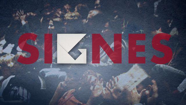 Logo de l'émission : Signes