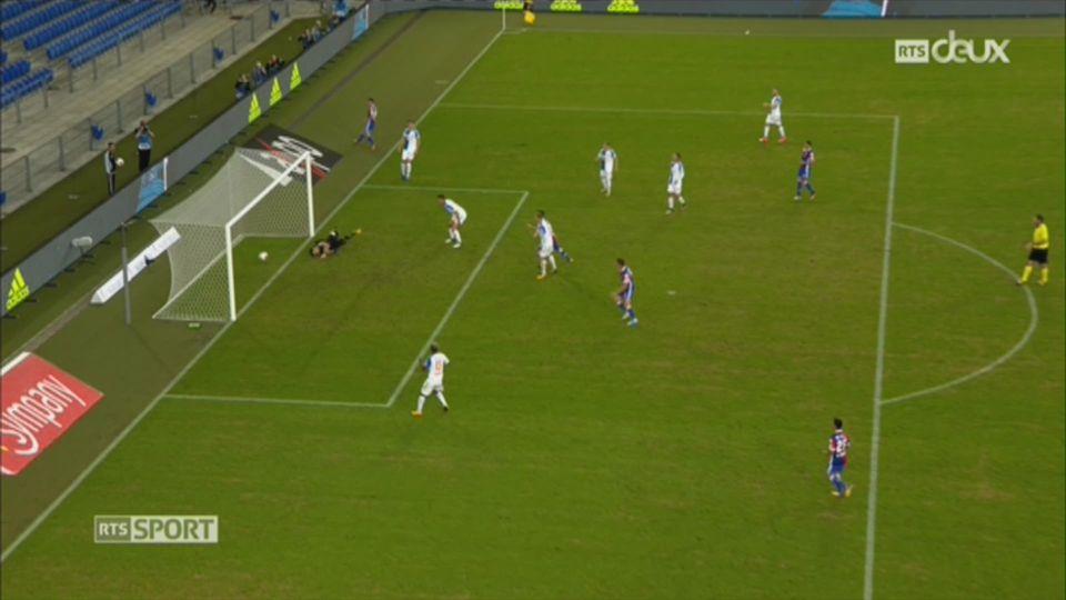 Football - Super League: Bâle – Grasshopper (3-2) [RTS]
