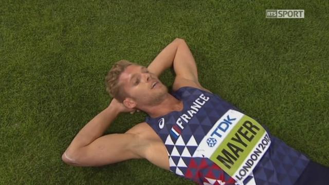 Mondiaux, Décathlon: Mayer (FRA) champion du monde avec 8768 points [RTS]