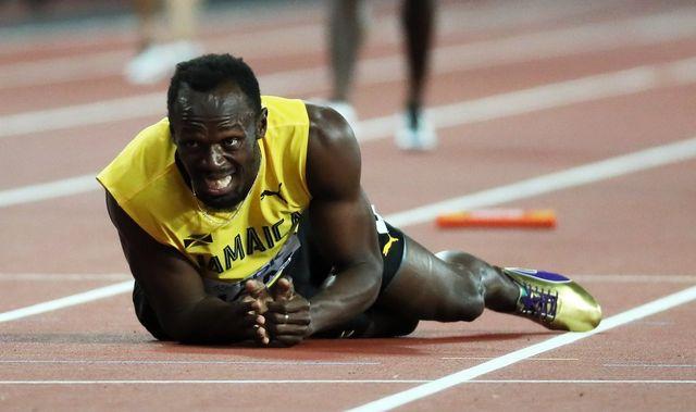 Fin de carrière invraisemblable pour la légende jamaïcaine. [Srdjan Suki - Keystone]