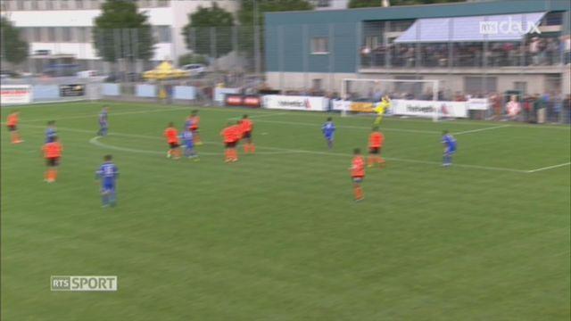 Football - Coupe de Suisse 32es de finale: Pajde – Lausanne (1-3) [RTS]