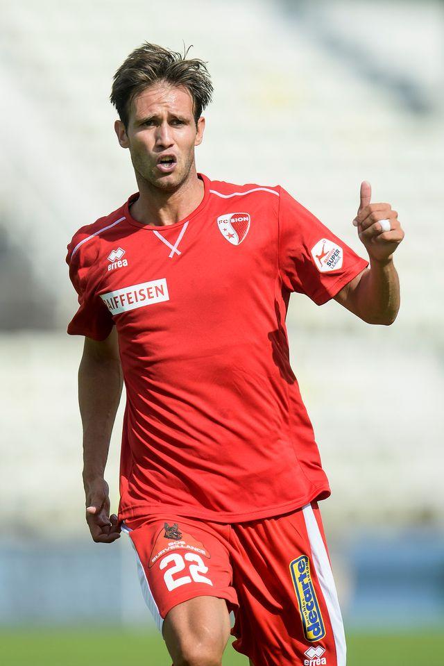 Acquafresca a marqué 4 buts! [Jean-Christophe Bott - Keystone]