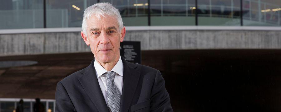 Martin Vetterli défend la compétitivité de l'EPFL dans le secteur informatique