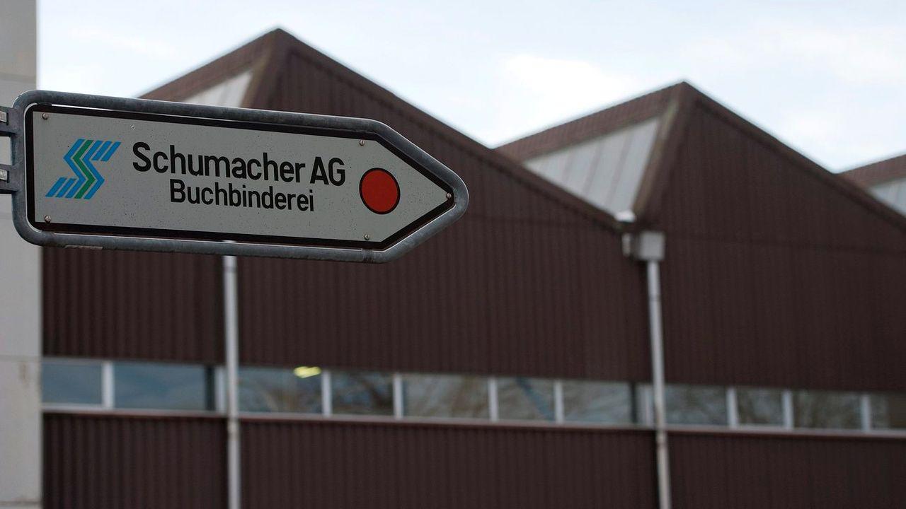 Le projet était prévu sur le site d'une entreprise de Schmitten. [Peter Schneider - Keystone]