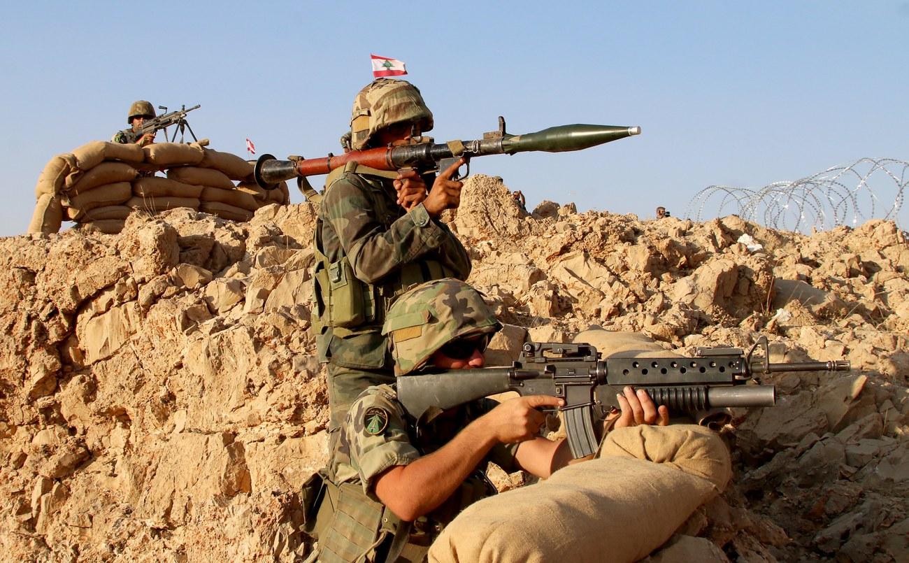 Trois soldats tués par une mine à la frontière syrienne (armée) — Liban