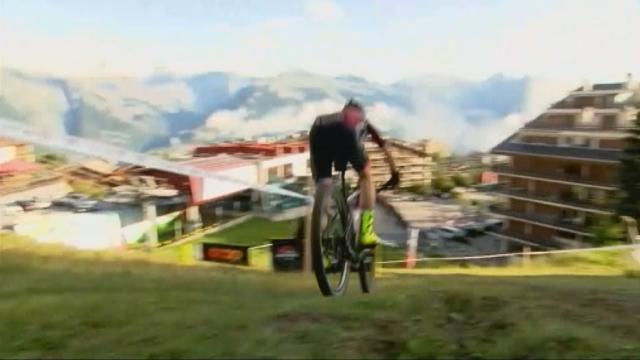 Grand Raid: les highlights de la course [RTS]