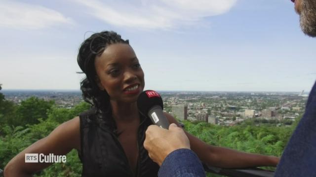 Le Montréal de Sandy Duperval, ambassadrice de Fierté Canada [RTS]